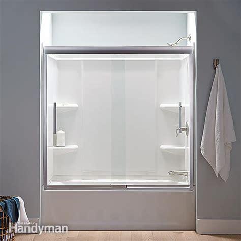 buy   bathtub  surround  family handyman