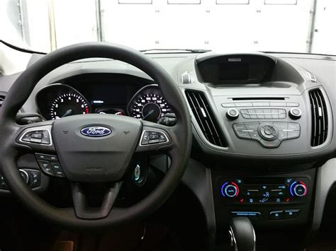 2018 Ford Escape Interior  Best New Cars For 2018