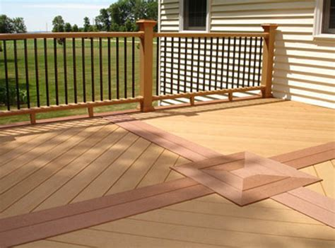 wood decking materials products american pole timber