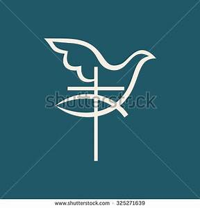 Dove Christian Symbol Clip Art (61+)