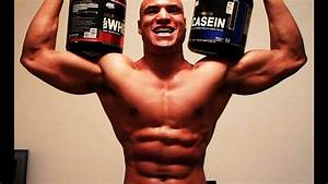Do You Really Need Whey Or Casein Protein Supplements   Big Brandon Carter