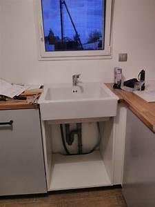 Meuble Sous Evier Ikea : ensemble evier et meuble sous evier ikea cuisine en image ~ Preciouscoupons.com Idées de Décoration