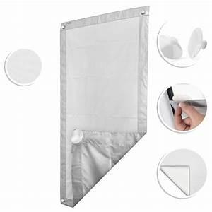 Dachfenster Sonnenschutz Saugnapf : dachfensterrollo dachfenster sonnenschutz wei ~ Watch28wear.com Haus und Dekorationen