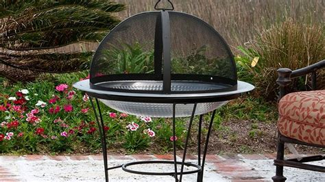 fire pit rust question normal should pits positioned