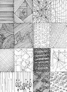 17 Best images about Zentangle on Pinterest | Keith haring ...