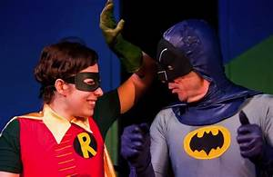 Review Holy 1960s Batman, Batman! Arts The Austin