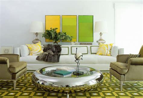 farben im wohnzimmer helle farben im interior design kombinieren grell oder ergänzend