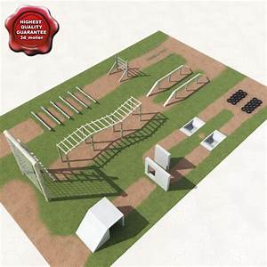 Obstacle Course 3ds