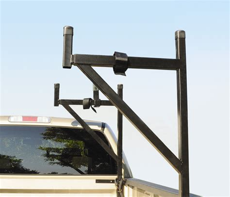ladder racks for deezee customizable truck bed ladder rack with tie downs