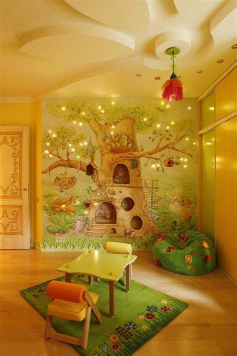 fresque murale chambre fille chambre fille princesse