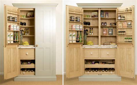 beautiful  functional  standing kitchen larder