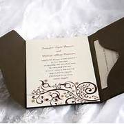 Exquisite Beautiful Swirls Pocket Wedding Invitations Top 5 Photo Wedding Invitations To Set The Mood For Your Original Size Of Image 852639 Unique And Elegant Hearts Affordable Wedding Invitations