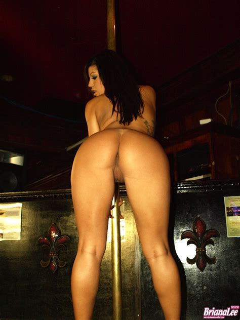 Hotty Stop Briana Lee Stripper Pole