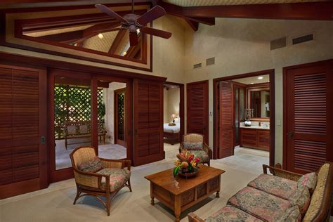 frank lloyd wright home interiors patio door coverings living room tropical with bali style