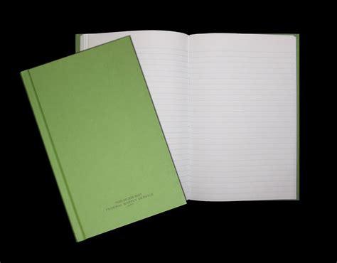 Green Military Log Book, Record Book, Memorandum
