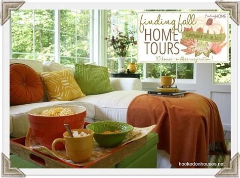 Decorating My House For Fall {finding Fall Home Tours