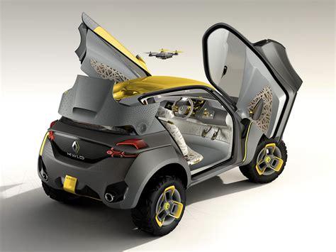 Un Concept-car Toutes Options, Y Compris