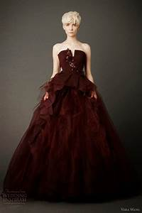 Burgundy wedding dress girls formal dresses for Burgundy wedding dresses
