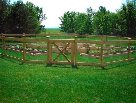 Garden Fence by Garden Fencing Perimeter Fence Tx