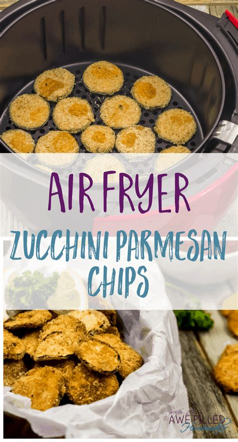 chips fryer zucchini air parmesan recipes recipe instant pot expecting came don