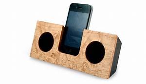 Koostik: Zero Energy iPhone Speakers Inhabitat - Green