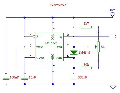 Fetchtigh Simple Pulse Width Modulation Circuit