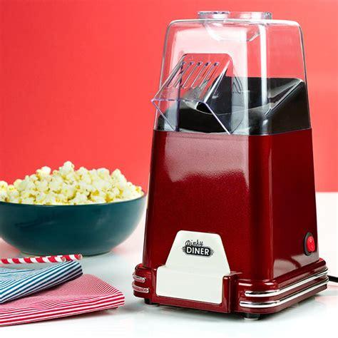 retro mini popcorn maker buy  prezzyboxcom