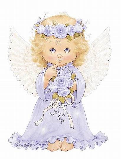 Angel Angels Sweet Morehead Clipart Ruth Tiny