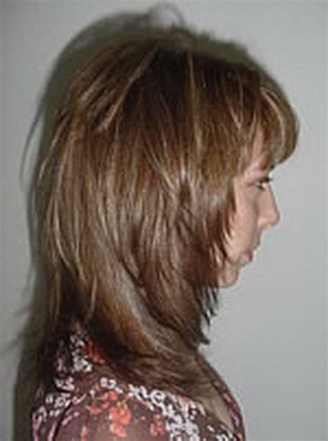 increased layered haircut