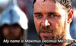 Les Miserables Gladiator GIF - Find & Share on GIPHY