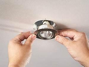 Installer Spot Plafond Existant : installer des spots encastrables hubo ~ Dailycaller-alerts.com Idées de Décoration