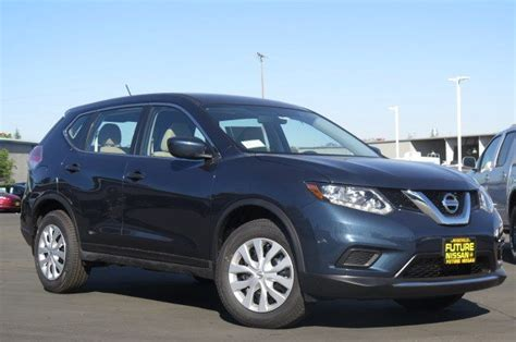 New 2016 Nissan Rogue S Sport Utility In Roseville #n41924