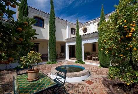 andalusian marbella villas charm homes