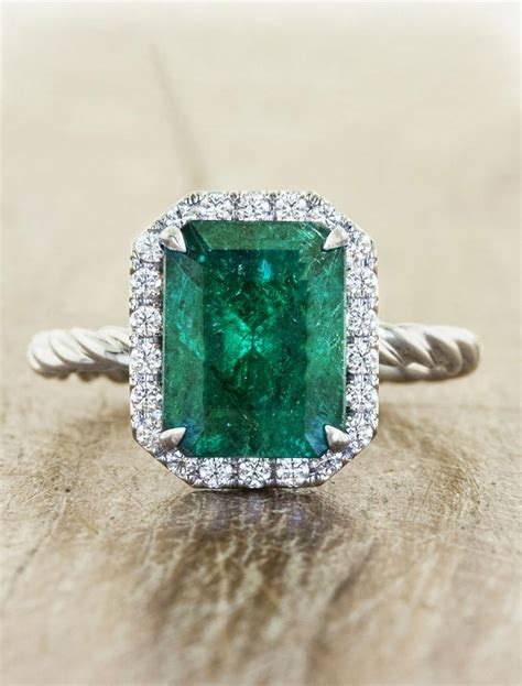 Hannah Vintageinspired Emerald Ring On Twisted Band. Love Diamond. L Color Diamond. Silicone Rubber Bracelet. 8 Carat Rings. Whole Beads. Big Engagement Rings. Explorer Watches. Catalytic Converter Platinum