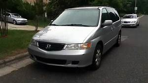 2003 Honda Odyssey Ex-l  With Navigation  U0026 Res  Tour