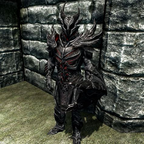 Why does Deadric style armor in TESO look horrible
