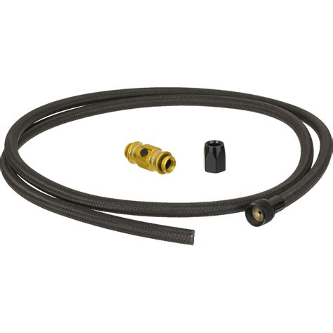 lezyne abs braided floor hose competitive cyclist