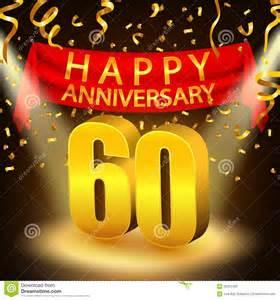 Happy 60th Wedding Anniversary