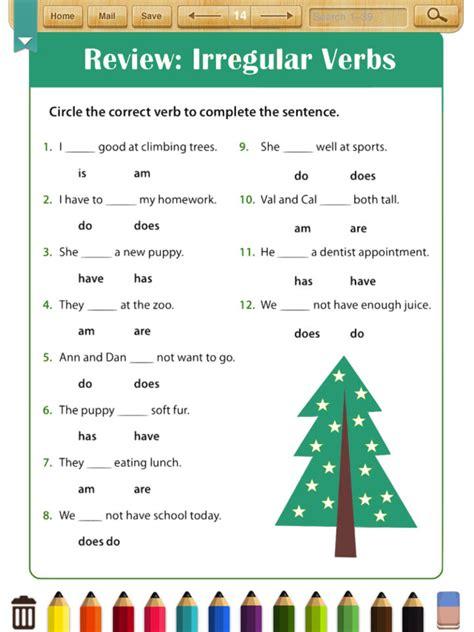 English Grammar Worksheets(grade 2) (ipad) Reviews At Ipad Quality Index