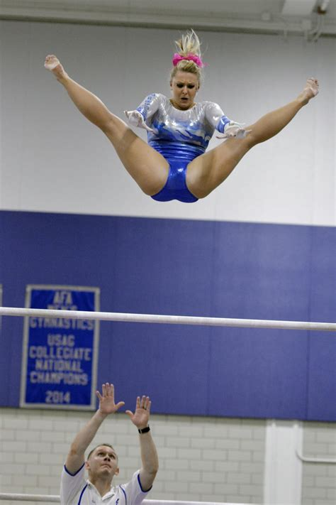 DVIDS - Images - Air Force Academy gymnastics [Image 16 of 18]