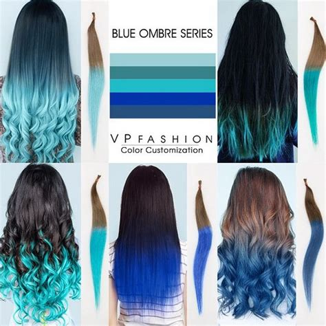 Black Hair With Brown Tips by Top 5 Black Brown Hair Extensions With Blue Tips On