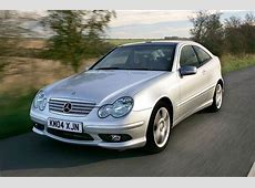 MercedesBenz CClass Sport Coupe 2001 Car Review