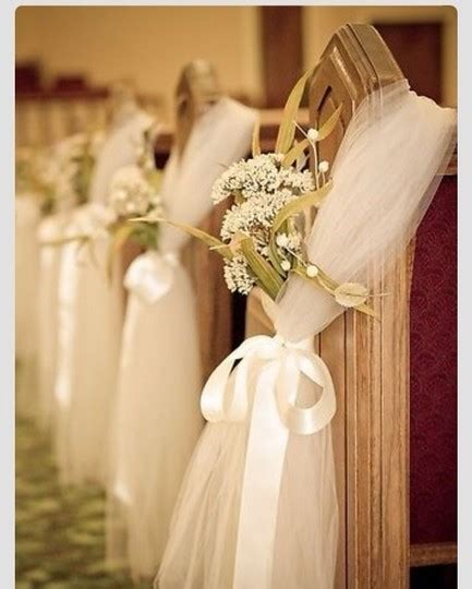 tulle 6000ft of premium white tulle wedding decorations