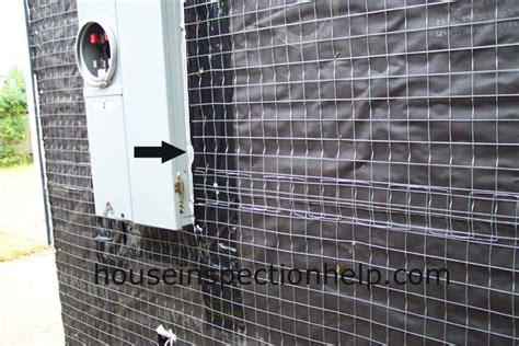 seal electric panel  lath
