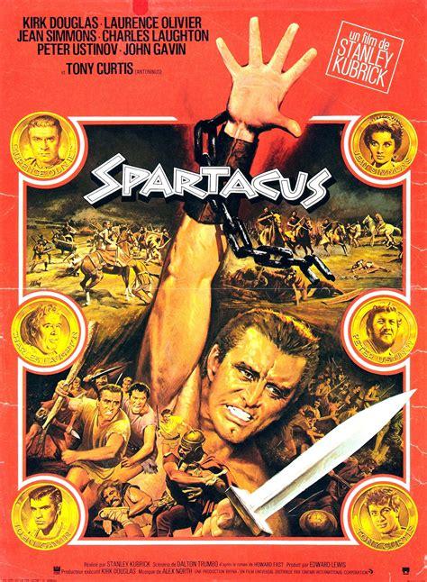 fiche film spartacus  fiches films digitalcine