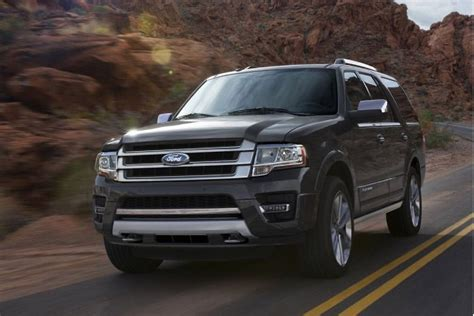 2015 Ford Expedition by 2015 Ford Expedition Getting Turbo V 6 For Higher Power Mpg