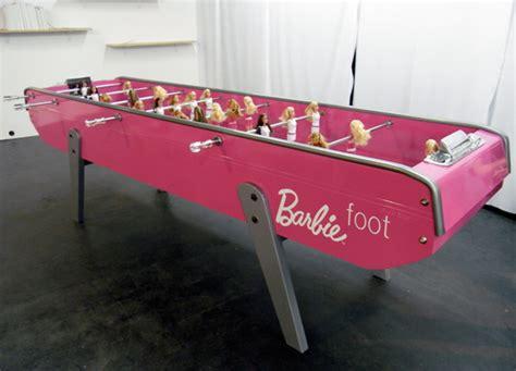 Barbie Foot!