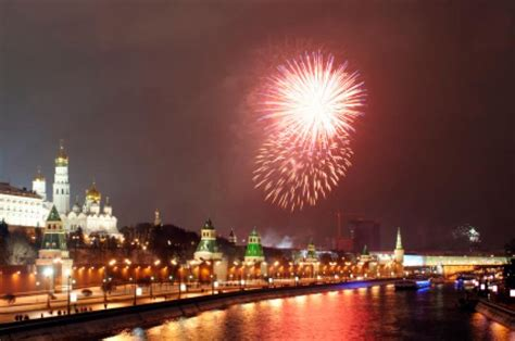 how do people celebrate programmer day in russia new year s day in russia