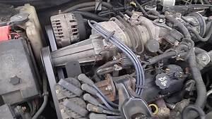 Pontiac Grand Prix Gtp Engine And Supercharger