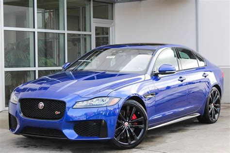 New 2018 Jaguar Xf S 4dr Car In Lynnwood #90252 Jaguar